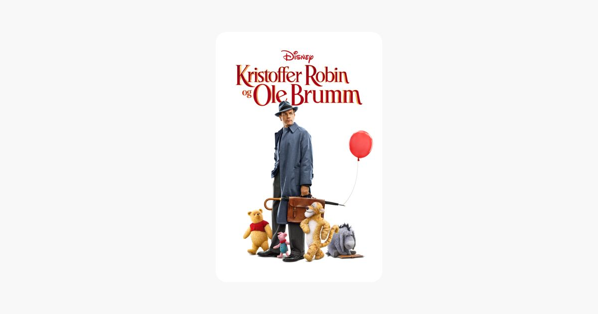 christopher robin on itunes