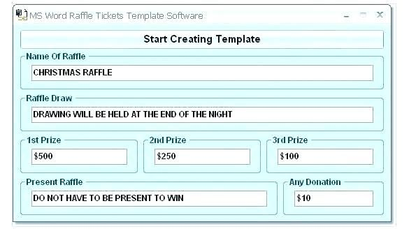 ticket template word new raffle free draw tickets unique nice drawing templates follow these steps to online raffle drawing
