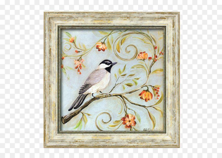 burung dari kertas lukisan gambar burung burung dan bunga bunga lukisan dekoratif