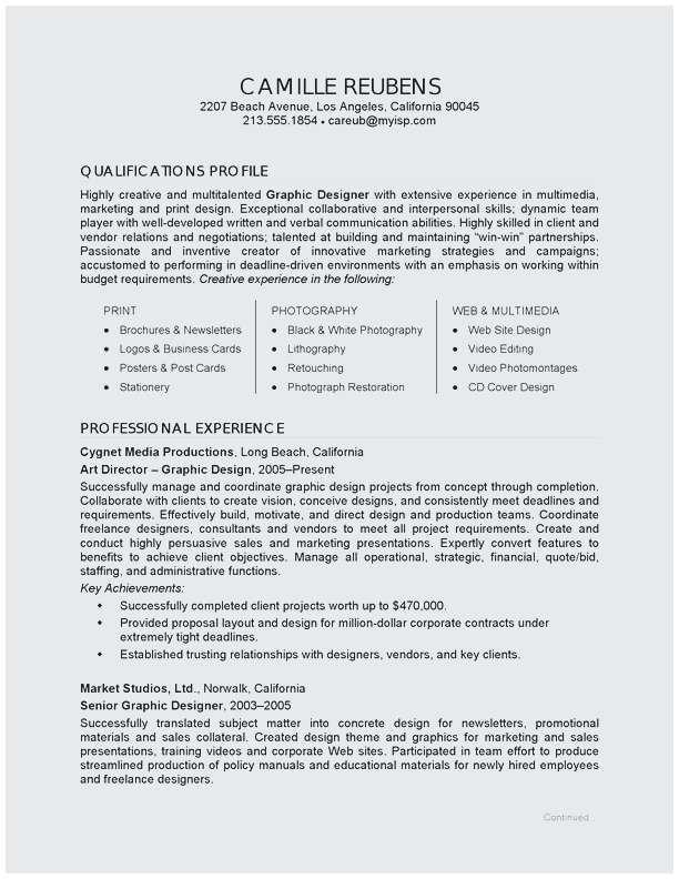 how to write a modern resume graphic designer resume sample inspirational painter resume 0d