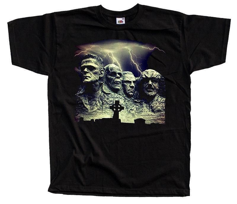 universal monsters v5 poster t shirt black all sizes s 5xlfunny unisex casual tshirt top cool t shirts designs make t shirts online from wildmarkstoree