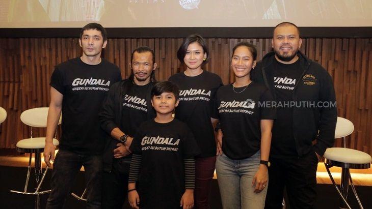 Poster Dilan Terbaik Film Gundala Siap Guncang Bioskop Indonesia Merahputih
