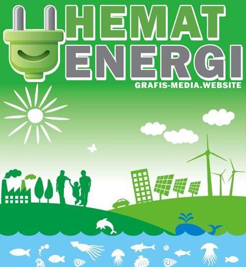 Link Download Poster Hemat Energi Air Yang Bermanfaat Dan