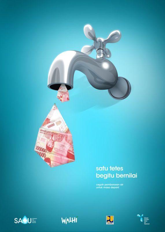 190 contoh poster slogan berbagai tema kreatif dan inspiratif