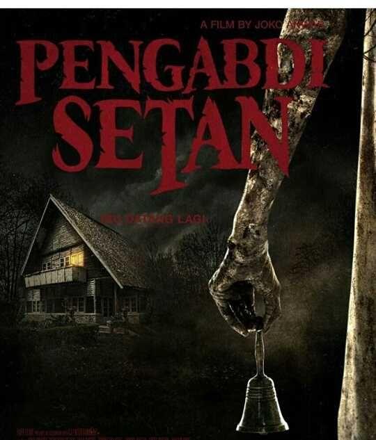 Poster Pengabdi Setan Meletup Kumpulan Respons Warga Malaysia Tentang Film Pengabdi Setan Di