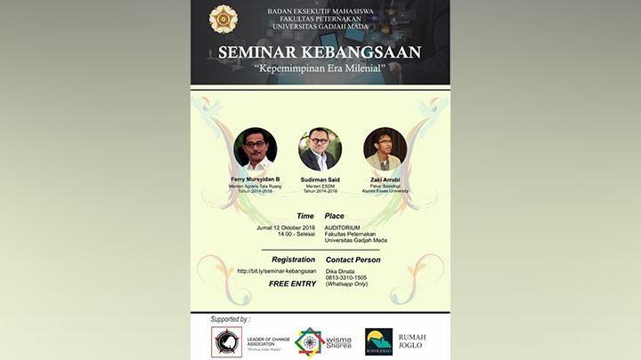 poster seminar kebangsaan di ugm twitter com