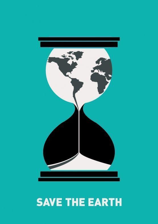 save environment posters images ilustraciones que demuestran que el mundo se esta yendo al carajo