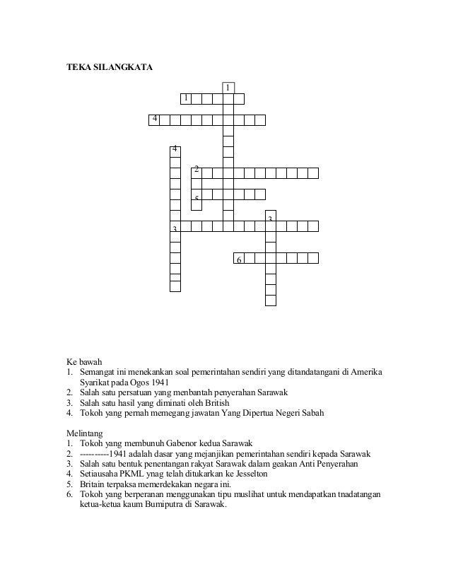 Contoh Soalan Kuiz Kemerdekaan Dan Jawapan Resepi Book C