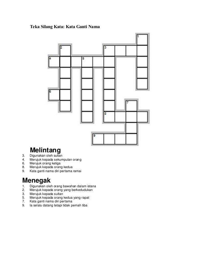 teka silang kata matematik tahun 6 yang sangat download image