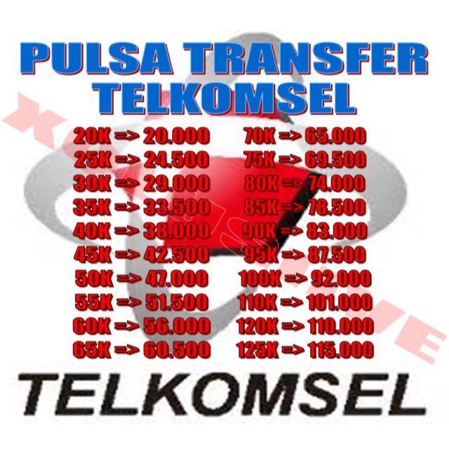Ukuran Poster Terbaik Telkomsel 92rb Pulsa Eceran Shopee Indonesia