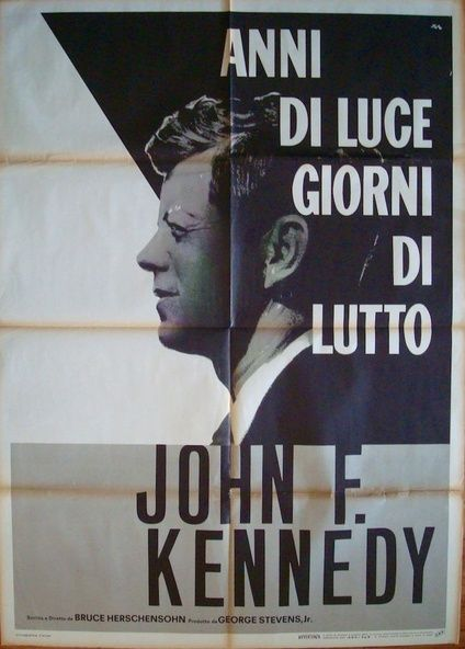 john f kennedy years of lightning day of drums poster movie posters limited runs